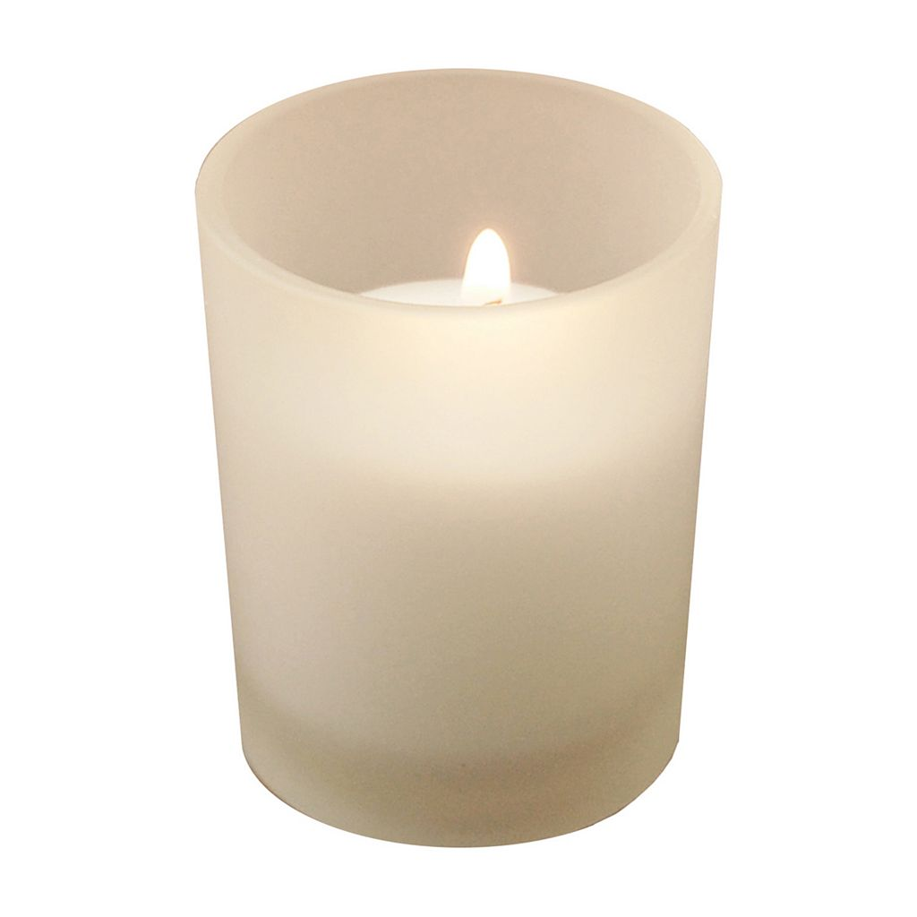 LumaBase 48-piece Votive Candle & Candleholder Set