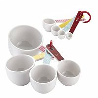 Cake Boss™ Countertop Accessories 8-pc. Measuring Cup & Spoon Set