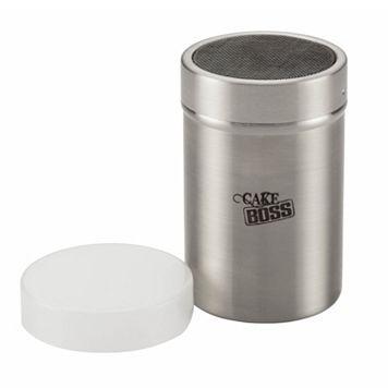 Cake Boss™ Tools & Gadgets 1-Cup Powdered Sugar Shaker