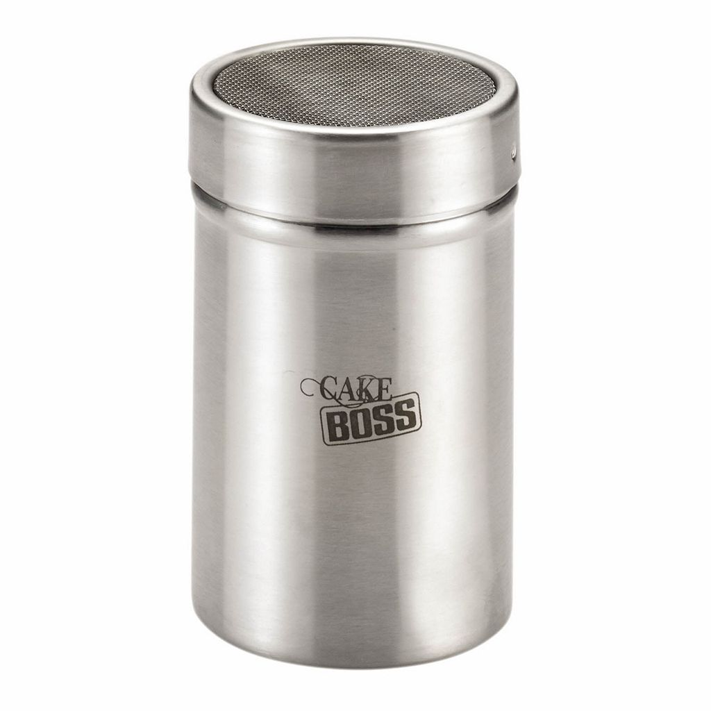 Cake Boss Tools and Gadgets 1-Cup Powdered Sugar Shaker