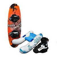 RAVE Sports Youth Wakeboard Starter Set