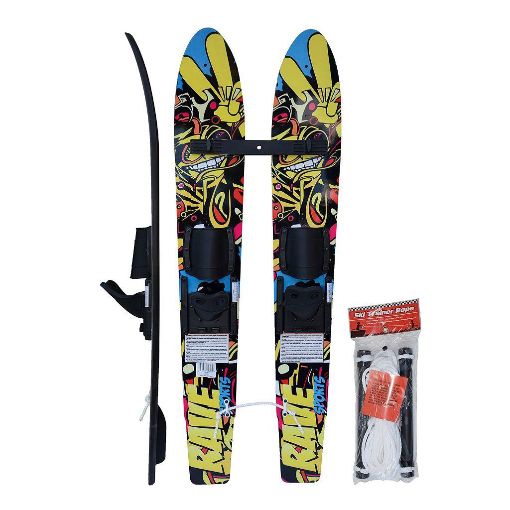 Rave Sports Kids Trainer Water Ski Set