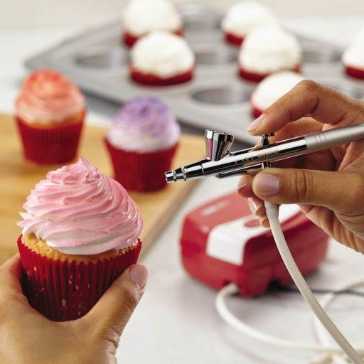 Cake Boss Decorating Tools Airbrushing Kit