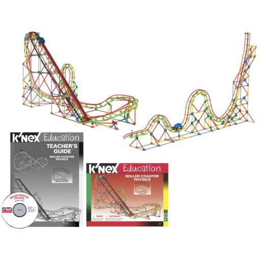 K'NEX Education Roller Coaster Physics Set