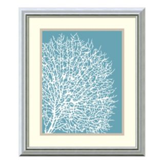 ''Coral II'' Framed Wall Art