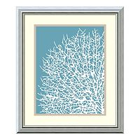 ''Coral I'' Framed Wall Art