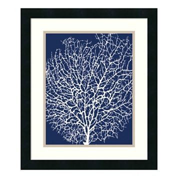 ''Coral II'' Framed Wall Art