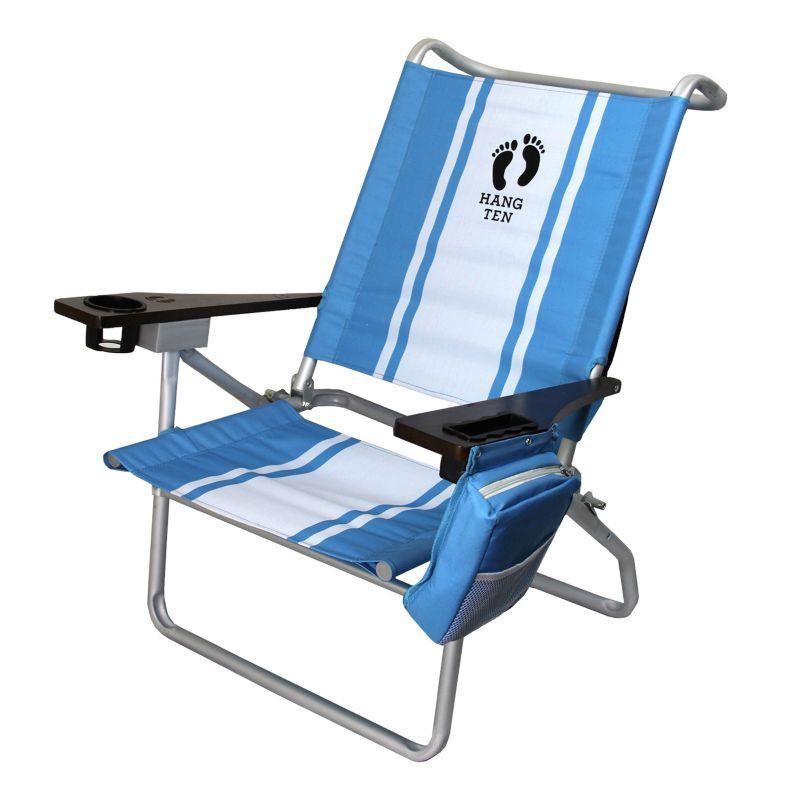 Hang Ten Islander 3 Position Beach Chair