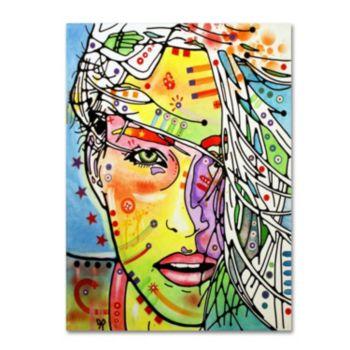 14'' x 19'' ''Wind Swept'' Canvas Wall Art