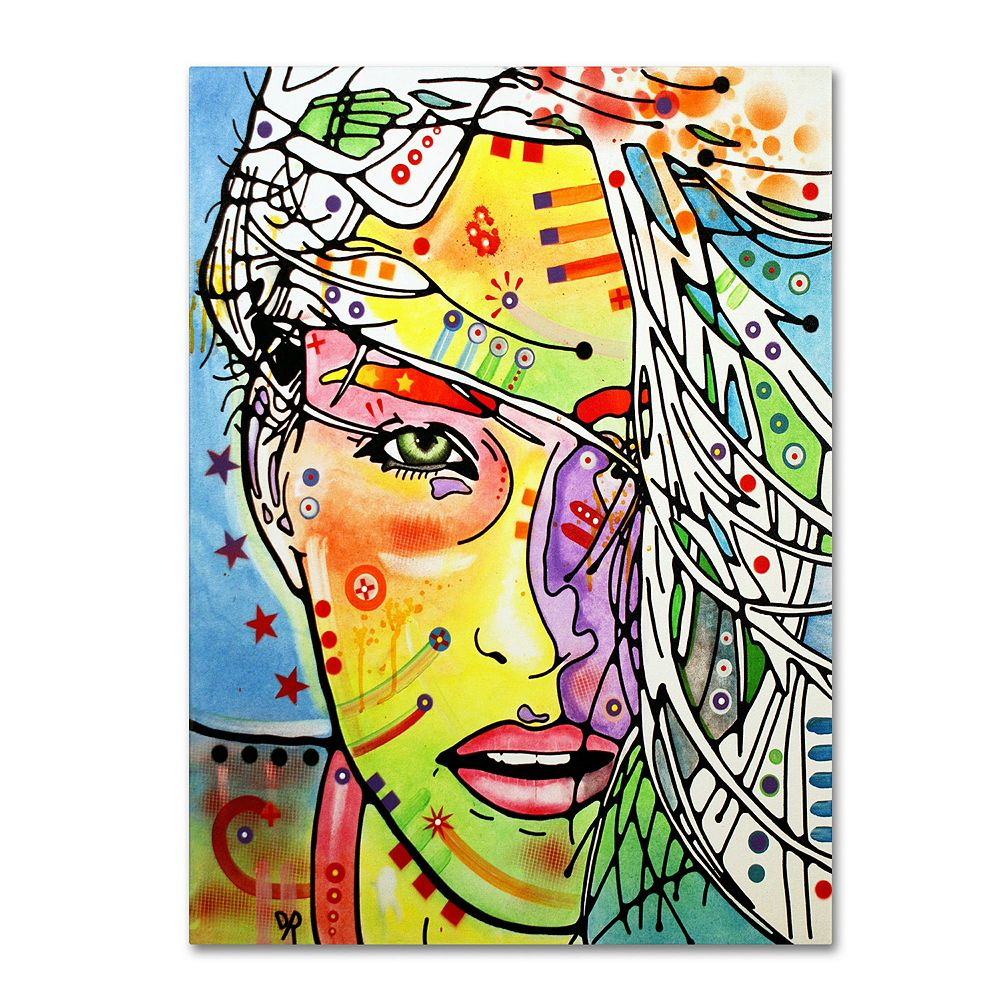 32'' x 26'' ''Wind Swept'' Canvas Wall Art
