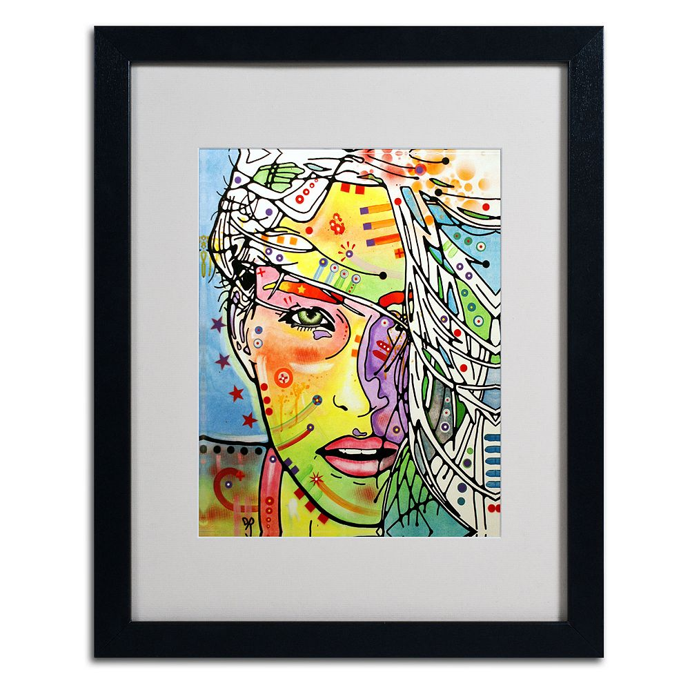 ''Wind Swept'' Framed Canvas Wall Art