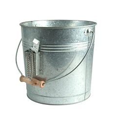 Artland Oasis Silver Finish Beverage Pail