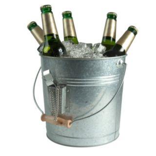 Artland Partyware Silver Finish Beverage Pail
