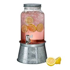 Artland Partyware 1.5-Gal. Beverage Server with Stand