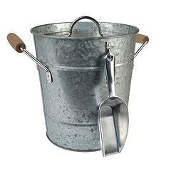 Artland Metal Ice Bucket