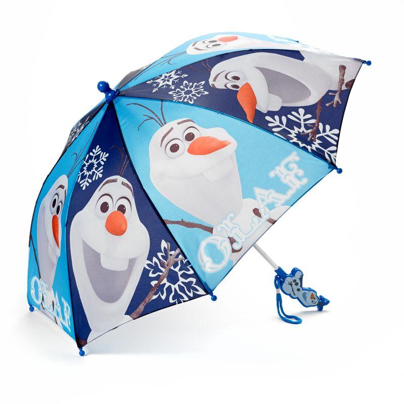 Blue Umbrella Disney Disney Frozen Olaf Umbrella