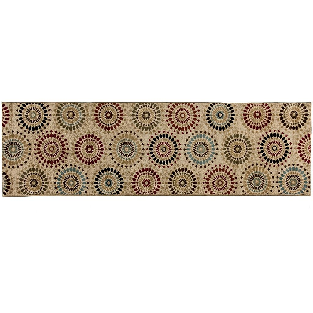 Infinity Home Barclay Orchid Fields Rug Runner - 2'7'' x 9'10''