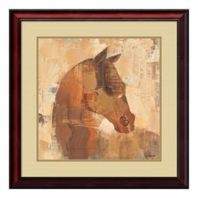 ''Spirit'' Horse Framed Wall Art