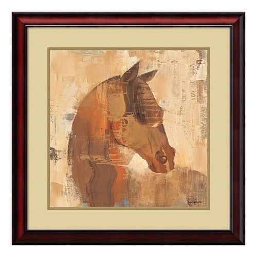 ''Spirit'' Horse Framed Wall Art