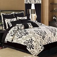 Prague 12 pc Bed Set