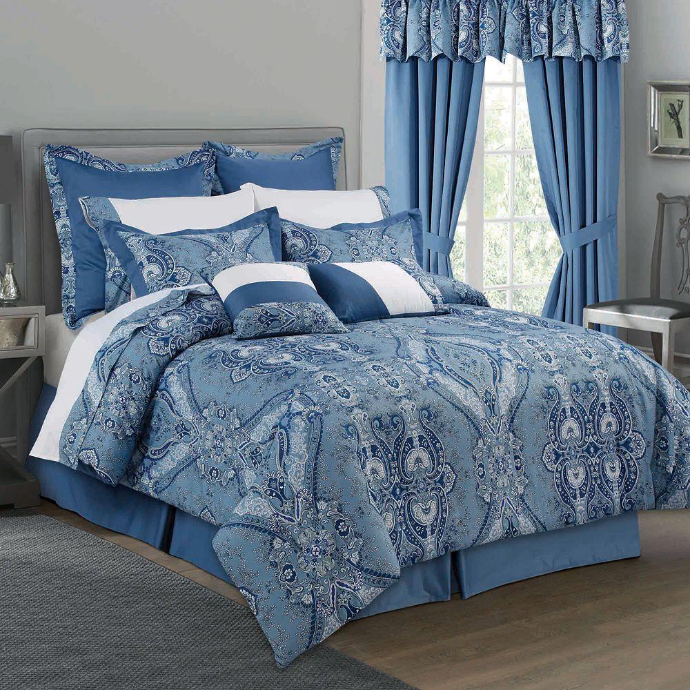 Atlantis 12-pc. Bed Set