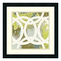 ''Circling II'' Framed Wall Art