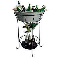 Artland Oasis Galvanized Party Station