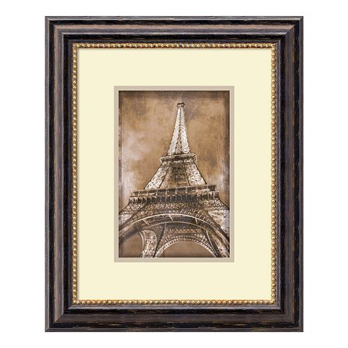 ''Eiffel Tower'' Paris Framed Wall Art