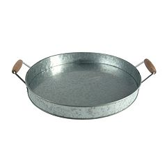 Artland Partyware Galvanized Party Tray