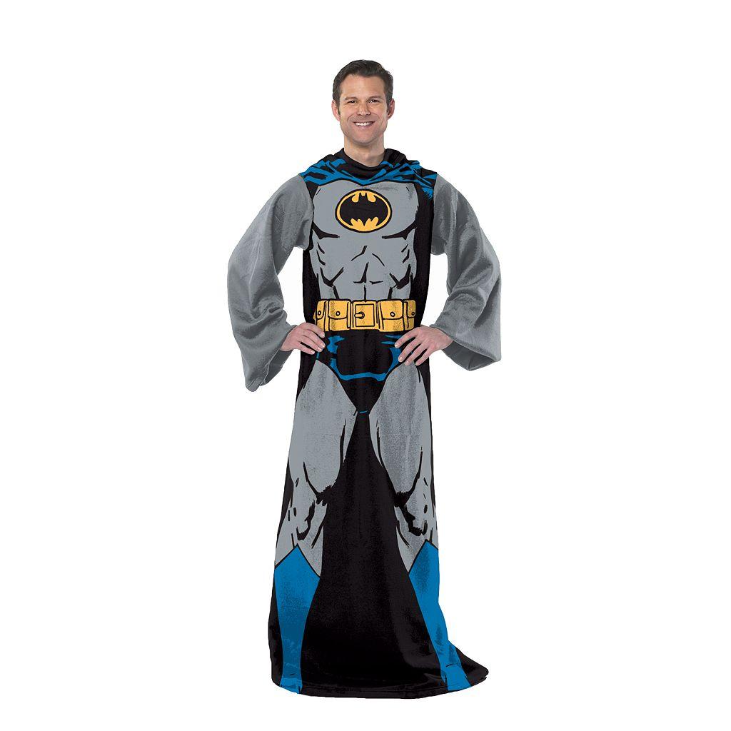 Batman Fleece Comfy Throw