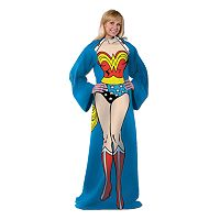 Wonder Woman Fleece Comfy Throw