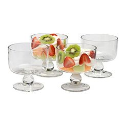 Artland Simplicity 4-pc. Coupe Glass Set
