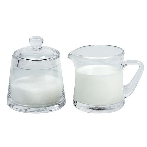 Artland Simplicity 2-pc. Sugar & Creamer Set