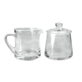 Artland Simplicity 2-pc. Sugar and Creamer Set