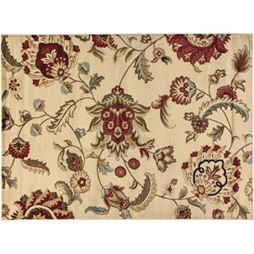 Infinity Home Barclay Ashley Oriental Rug - 5'3'' x 7'3''