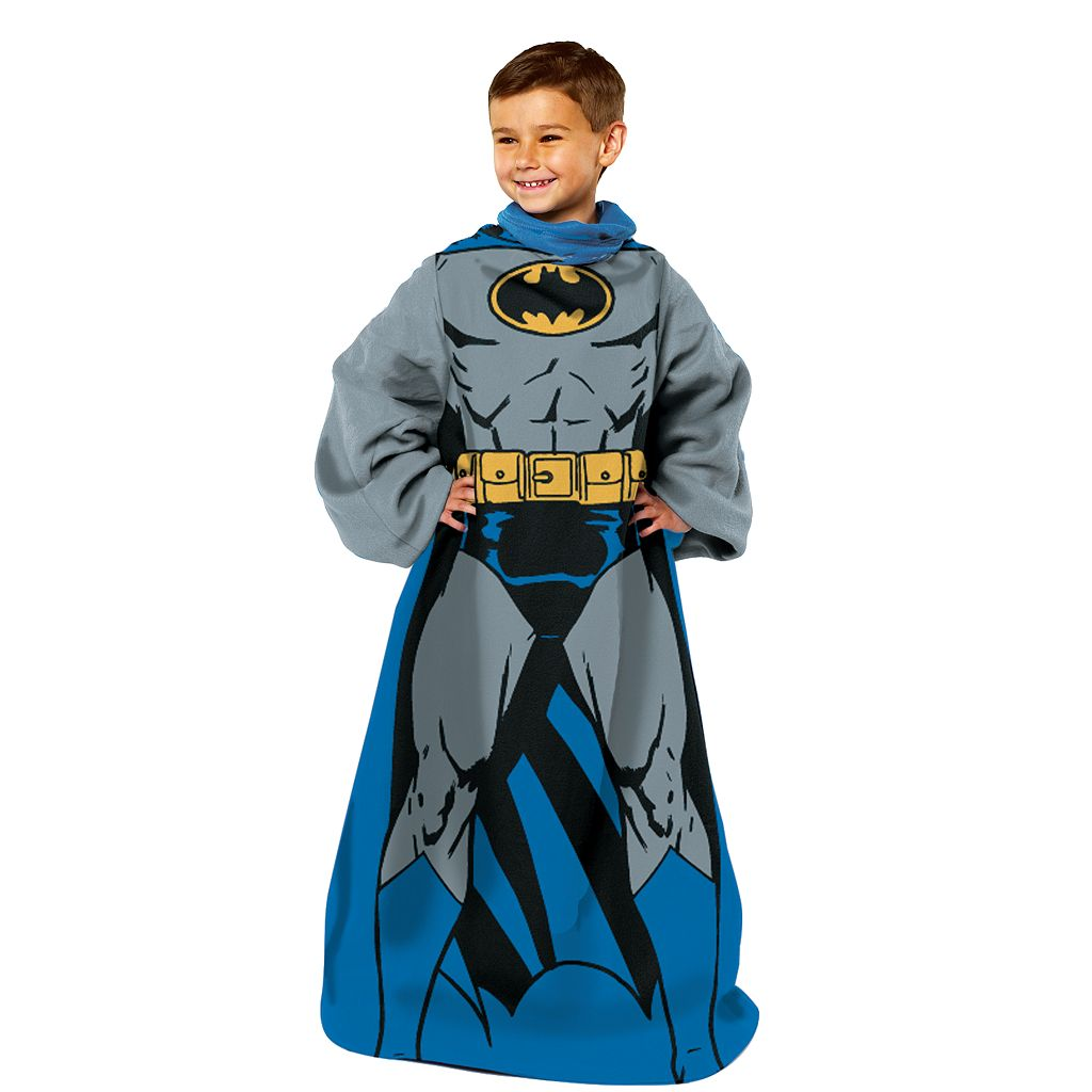 Batman Comfy Throw - Kids