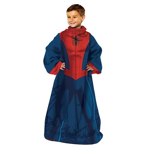 Marvel Spider-Man Comfy Throw - Kids