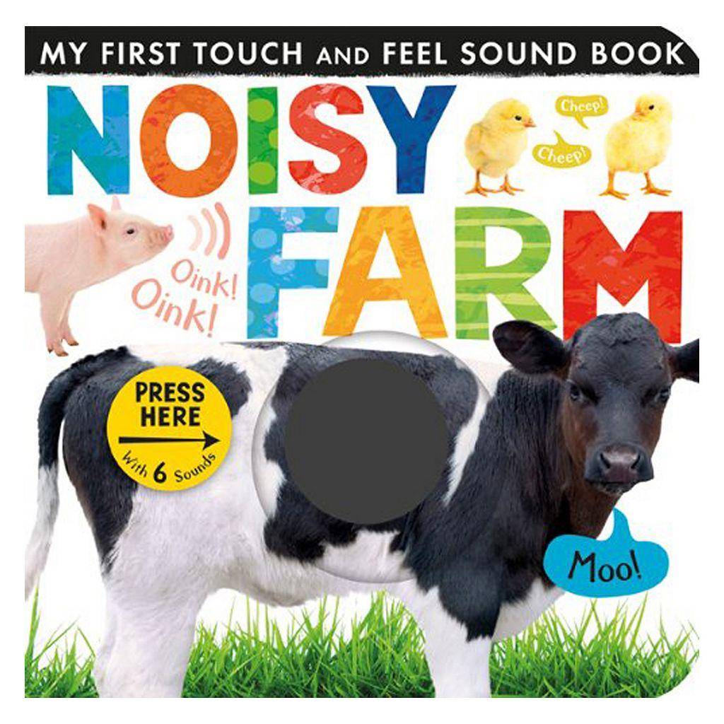 Levy Noisy Farm Touch & Feel Sound Book