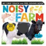 Levy Noisy Farm Touch & Feel Sound Book