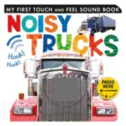 Noisy Trucks Book