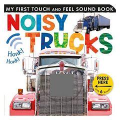Noisy Trucks Book