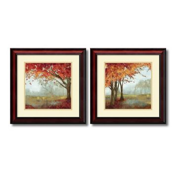 ''A Sense of Space'' Tree 2-piece Framed Wall Art Set