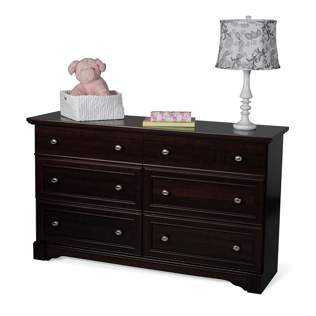 Child Craft Select Updated Classic Double Dresser