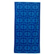 The Big One® Geo Beach Towel