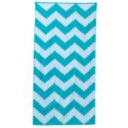 The Big One® Chevron Beach Towel
