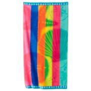 SONOMA outdoors™ Rainbow Shells Turkish Cotton Beach Towel