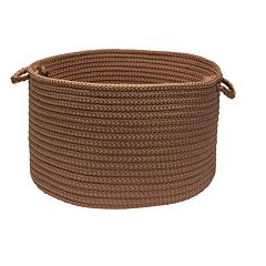 Colonial Mills All-Purpose Solid 18' x 12' Indoor Outdoor Utility Basket