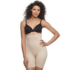 Naomi & Nicole Back Magic Shaping High-Waist Thigh Slimmer 7089