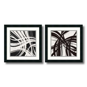 ''Whip It'' 2-piece Framed Wall Art Set