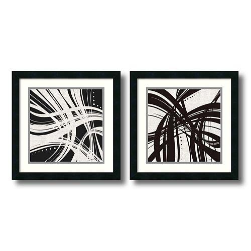 ''Whip It'' 2-piece Framed Wall Art Set